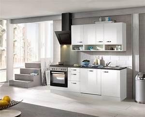 Küche 210 Cm Mit Geräten : optifit k chenzeile mit e ger ten lagos 210 cm otto ~ Indierocktalk.com Haus und Dekorationen