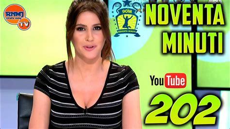 90 MINUTI 202 Real Madrid TV (29/08/2017) YouTube