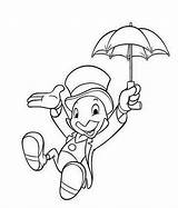 Coloring Cricket Disney Jiminy Pages Pinocchio Character Drawings Cartoon Easy Activity Sheets Coloringpagesfortoddlers Mewarnai Terbaik Gambar Tattoos Characters Buku Children sketch template