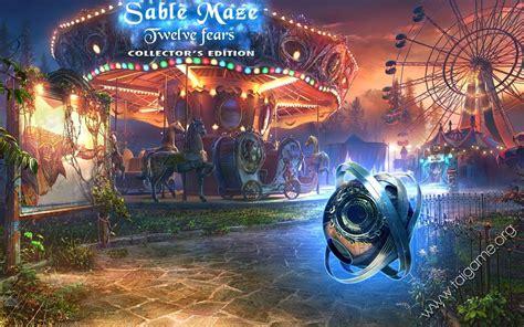 sable maze twelve fears collectors edition