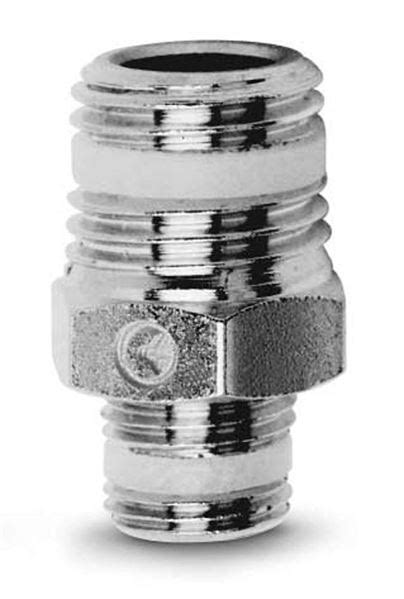 S2510 Reducing Nipple Taper Pipe Fitting Sprint - Camozzi