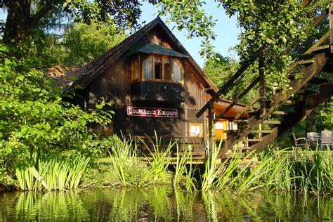 Bootshaus Kaupen  Paddelboote & Ferienwohnungen In