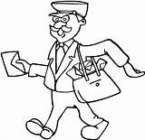 Coloring Pages Job Postman Careers Nut Jobs Drawing Career Bring Getcolorings Printable Getdrawings Colorings sketch template
