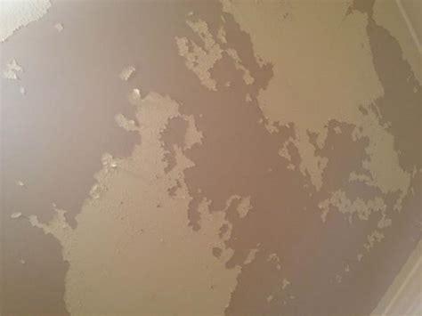 paint  peeled  bathroomlaundrykitchen ceiling
