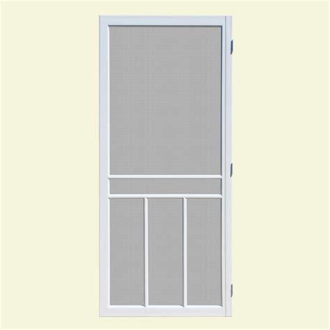 screen door home depot unique home designs 32 in x 80 in newport white outswing
