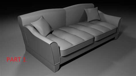 sofa modeling maya  part   beginners youtube