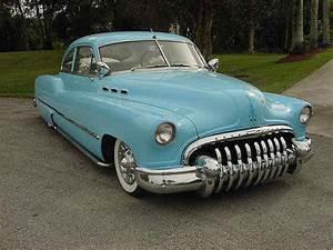 1950 Buick 2 Door Lead Sled Custom Street Rod Classic Low