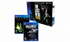 PlayStation 4 Bundle with 3 Games | Groupon