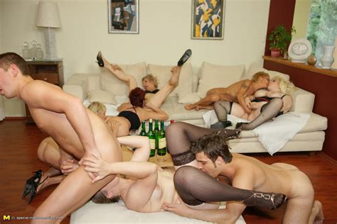 a special mature nympho sexparty movie