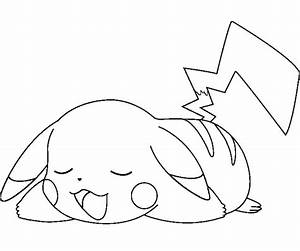 Pokemon Coloring Pages Pikachu - AZ Coloring Pages