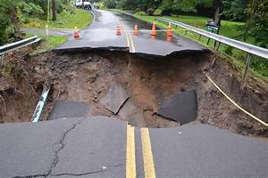 Mother Nature's Fury: Flooding In Avon, NY | Chris ...
