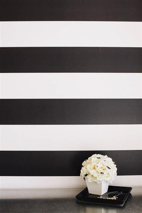 black and white striped wall stripes stripe walls powder and stripe accent walls