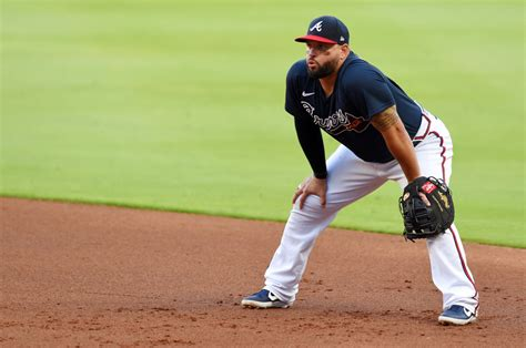 Atlanta Braves add Josh Tomlin and Yonder Alonso to roster ...