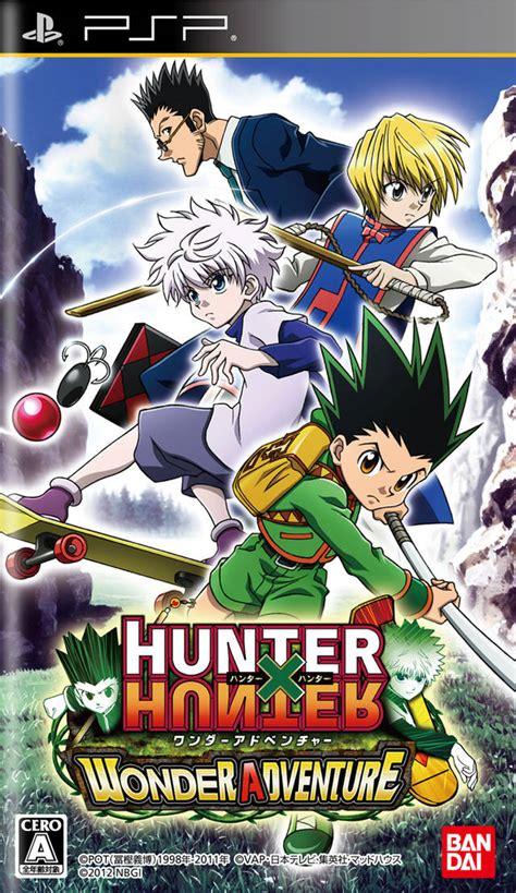 chokocats anime video games  hunter  hunter sony