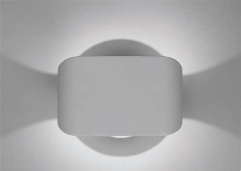 applique da parete a led applique led da parete per interni da 12w eclipse