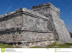 Tulum Mexico Mayan Ruins Map