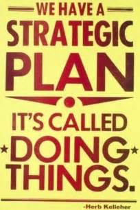 Quotes About Strategic Planning