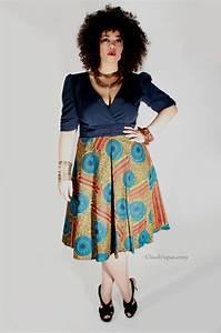 Femme Ronde Robe : modele de robe en pagne africain femme ronde african print style for plus siize women wax en ~ Preciouscoupons.com Idées de Décoration
