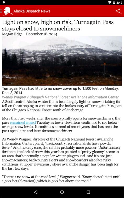 Alaska Dispatch News  Android Apps On Google Play