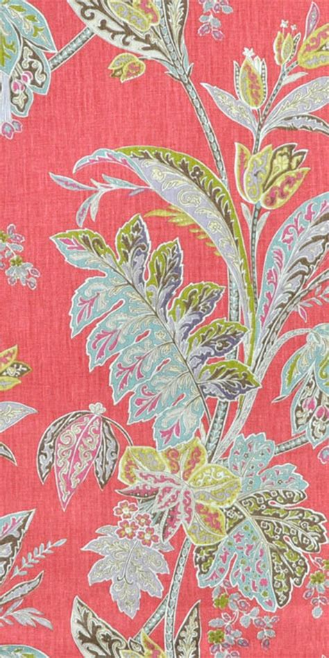 drapery material best 25 coral fabric ideas on