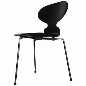Arne Jacobsen Ant Chair : model 3100 39 ant 39 chair by arne jacobsen for fritz hansen designed 1952 for sale at 1stdibs ~ Markanthonyermac.com Haus und Dekorationen