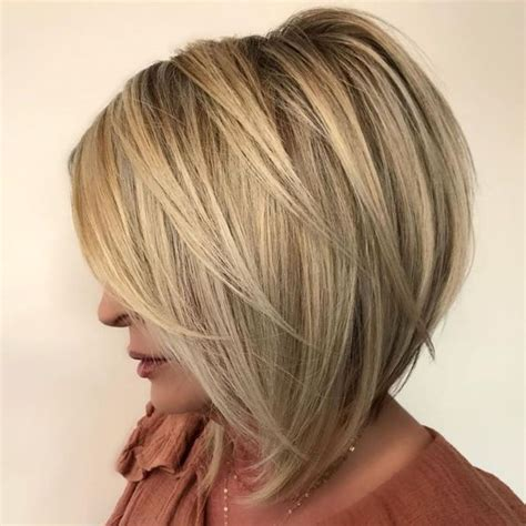 Wispy Layers on Bob haircut 5 Short Hairstyles 2019