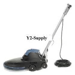 floor burnisher 1 5 hp 1500 rpm 20 quot deck size
