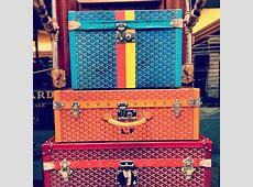 Best 25 Goyard Luggage Ideas On Pinterest Goyard Trunk