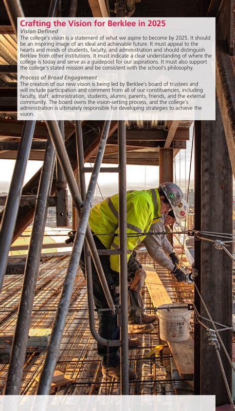 vision brochure berklee college