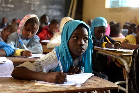 En Afrique, « développer l'éducation des filles
