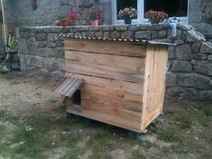 Cabane Pour Poule : fabriquer une cabane a poule en palette ~ Premium-room.com Idées de Décoration