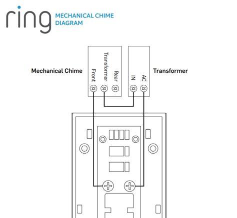byron doorbell transformer chime wiring diagram wiring
