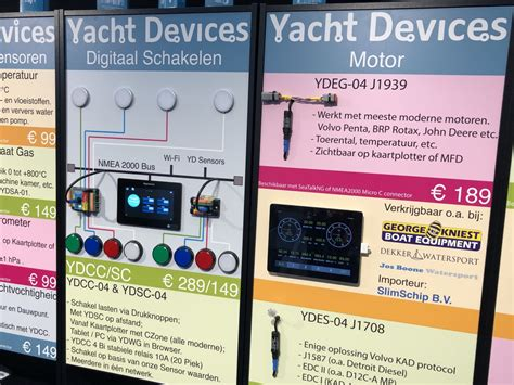 yacht devices news new and new products