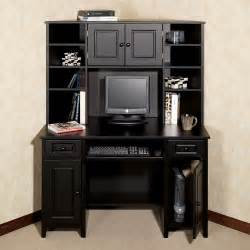 furniture corner computer desk with hutch for workspace ideas