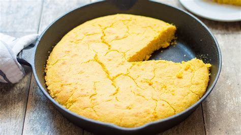 You may need to let the mixture sit for a few minutes to let the cornbread mix absorb the moisture from the cream corn. Corn Bread Made With Corn Grits Recipe : Homemade Self Rising Cornmeal Mix For Cornbread Recipe ...
