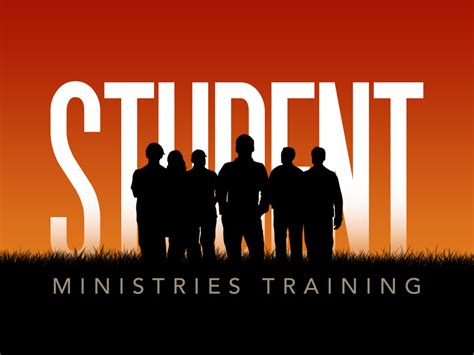 student ministries training ministry