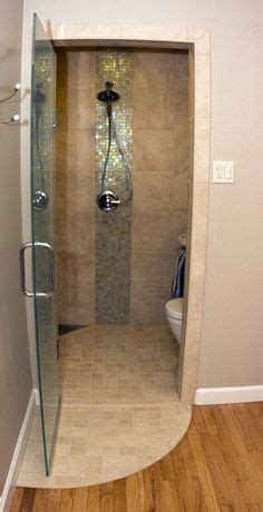 Closet Oceanside by Closet Turned Wetroom For Small Guest Ensuite