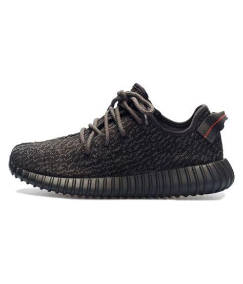 Adidas Yeezy Boost 350 Black Casual Shoes   Buy Adidas