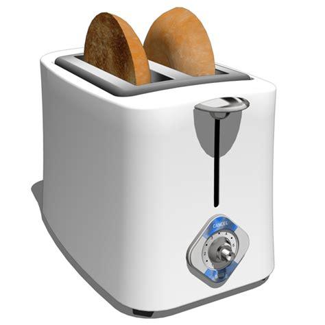 Bagel Toaster by Kitchen Appliances 05 3d Model Formfonts 3d Models