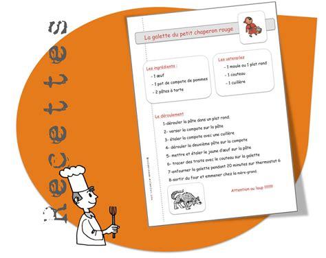 recette de cuisine avec recettes de cuisine pour la classe bout de gomme