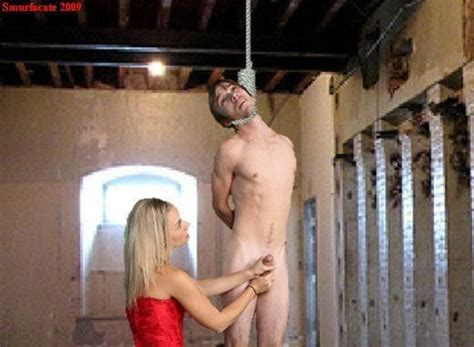 Fetish Women Hanging Men Manips Medium Quality Porn Pic