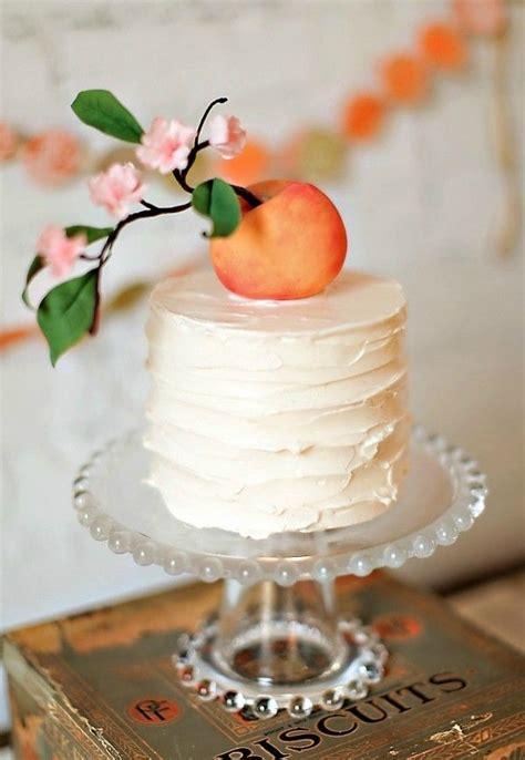 single tier wedding cakes  wow chic vintage