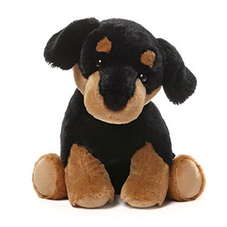 gund claud rottweiler dog stuffed animal plush walmartcom