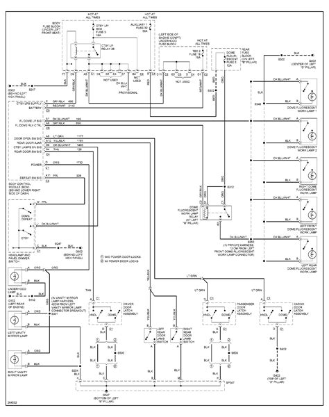 Wiring Diagram 2007 Chevy Expres by I A 2007 Chevy Express Dome Lights Do Not Work With