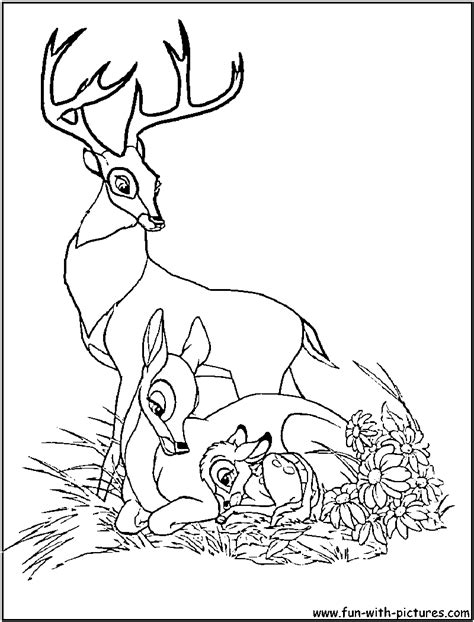disney bambi coloring pages bing images adult coloring