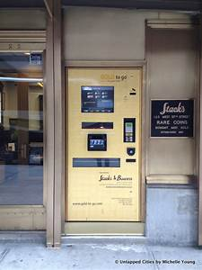 Gold To Go : daily what the gold atm on 57th street untapped cities ~ Orissabook.com Haus und Dekorationen