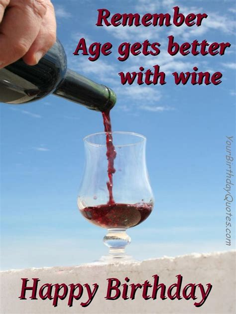 More Wine Please Happy Birthday Wishes Greeting Cards
