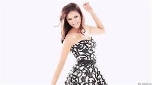 Nina Dobrev black n white dress by 2micc on DeviantArt