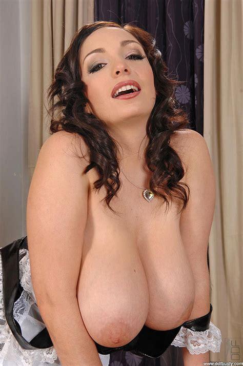 Big Breast Busty French Maid Michelle Stri Xxx Dessert