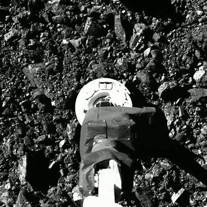 Osiris Rex Sample Capsule Return Asteroid Tag